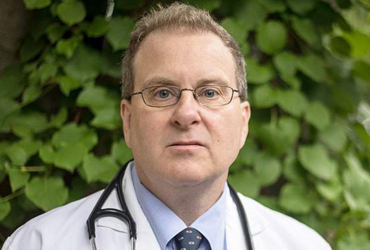 Dr. Peer Grinspoon.